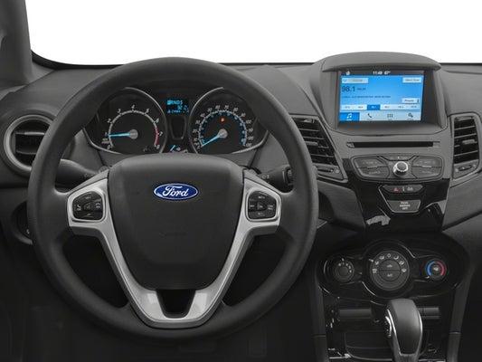 2017 Ford Fiesta Se Hatchback In Greer Sc Toyota Of