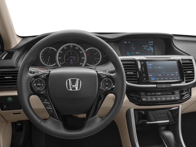 2017 Honda Accord Ex L In Greer Sc Toyota Of