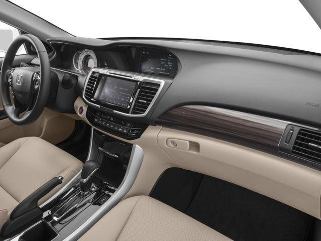 2017 Honda Accord Ex L In Greer Sc Toyota Of