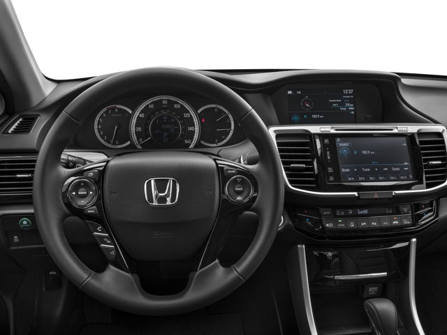 2017 Honda Accord Sedan Ex L V6 In Greer Sc Toyota Of