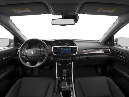 2017 Honda Accord Hybrid Ex L Sedan In Greer Sc Toyota Of