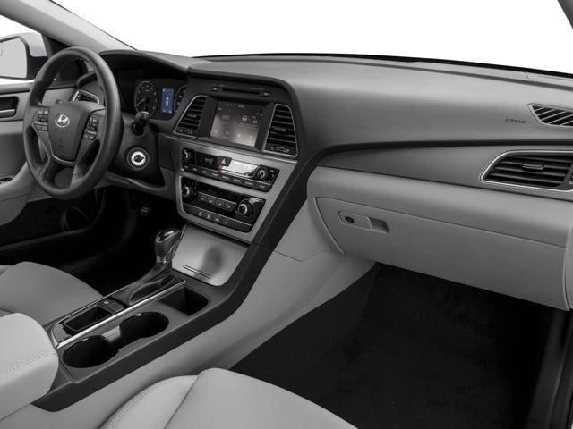 2017 Hyundai Sonata Se Sedan In Greer Sc Toyota Of
