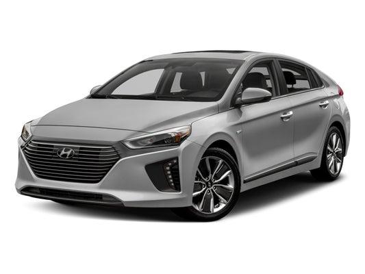 2017 Hyundai Ioniq Hybrid Sel In Greer Sc Toyota Of