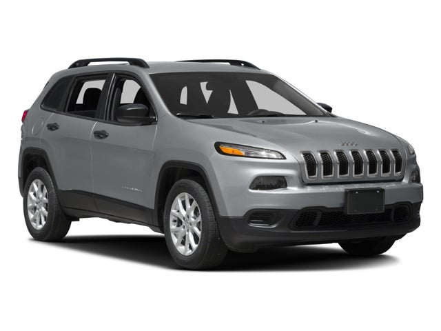 2017 Jeep Cherokee Sport 4x4 In Greer Sc Toyota Of