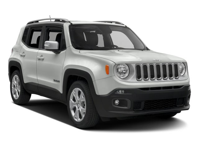 2017 Jeep Renegade Limited Front Wheel Drive In Greer Sc Toyota Of