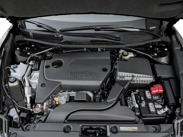 2017 Nissan Altima 2 5 Sr In Greer Sc Toyota Of