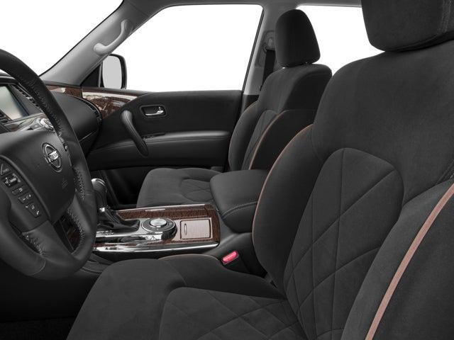 2017 Nissan Armada Sv In Greer Sc Toyota Of