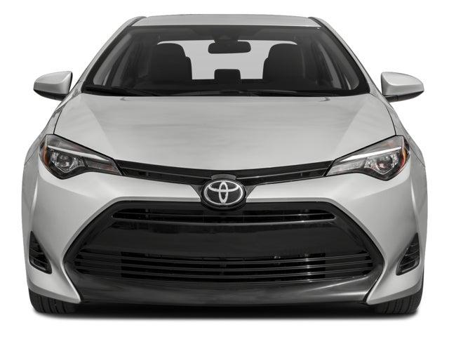 2017 Toyota Corolla Se Sedan Greer Sc Toyota Of Greer
