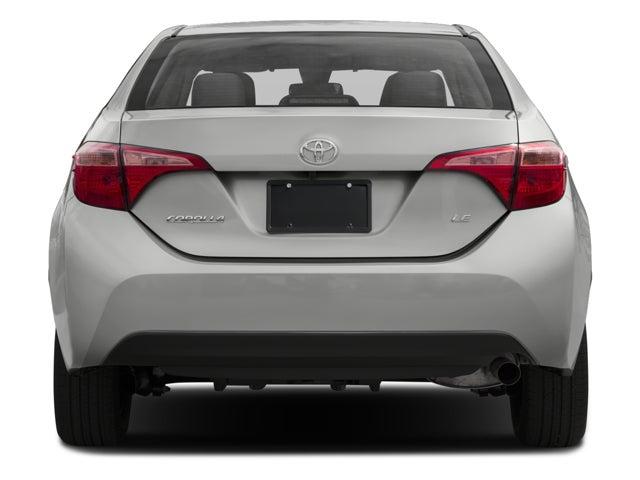 2017 Toyota Corolla Le Eco Sedan In Greer Sc Of