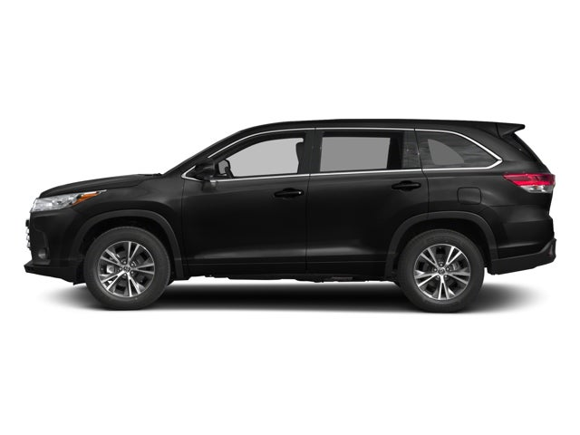 2017 Toyota Highlander Le I4 Front Wheel Drive In Greer Sc Of