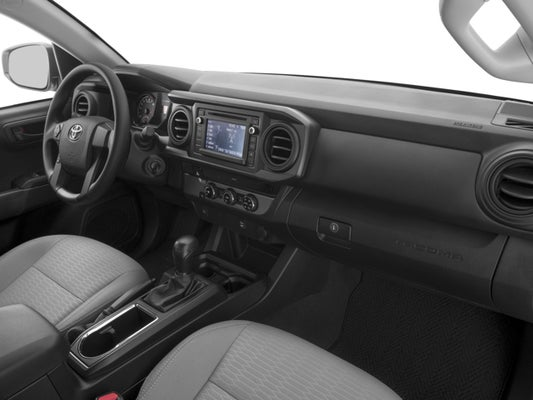 2017 Toyota Tacoma Sr V6 4x4 Double Cab 127 4 In Wb