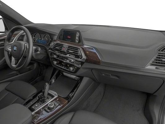 2018 Bmw X3 Xdrive30i All Wheel Drive Sports Activity Vehicle