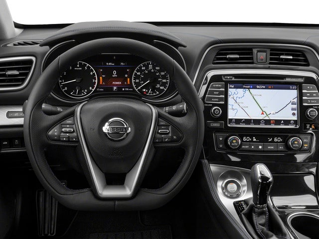 2018 Nissan Maxima 3 5 Sv Sedan Greer Sc Toyota Of