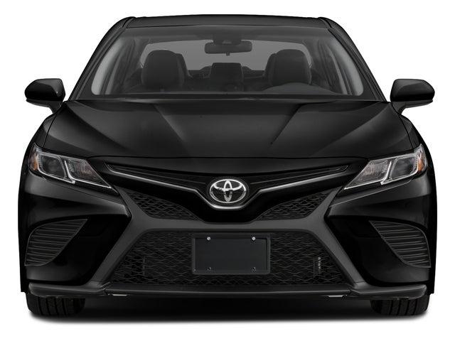 2018 Toyota Camry Se Sedan Greer Sc Toyota Of Greer Serving