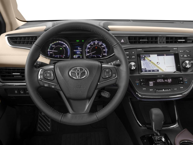 2018 Toyota Avalon Xle Plus Sedan In Greer Sc Of
