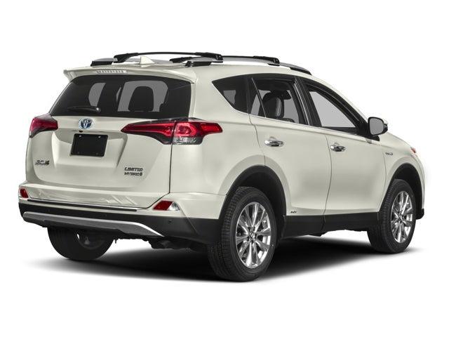 2018 Toyota Rav4 Limited All Wheel Drive In Greer Sc Of