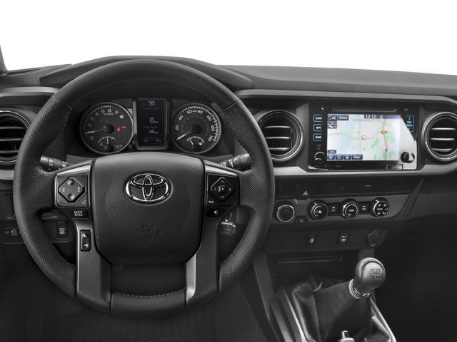 2018 toyota tacoma 4x4 manual transmission