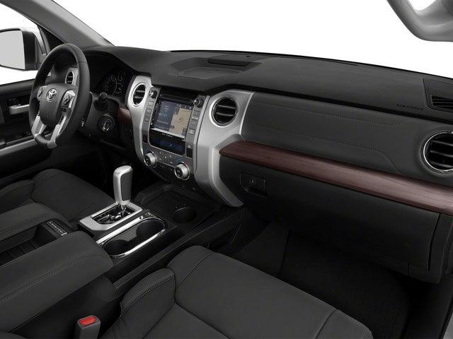 2018 Toyota Tundra 4wd Limited 5 7l V8 W Ffv 4x4 Double Cab 6 6 Ft