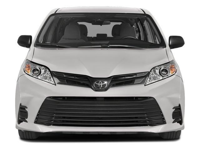 2018 Toyota Sienna LE 8 Passenger Front Wheel Drive Passenger Van In Greer,  SC