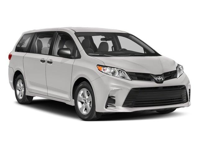 2018 Toyota Sienna Se Premium 8 Penger Front Wheel Drive Van In Greer