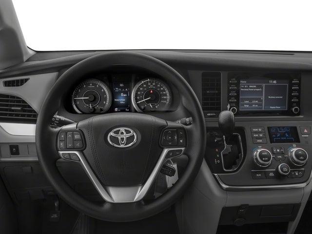 2018 Toyota Sienna Se 8 Penger Front Wheel Drive Van In Greer Sc