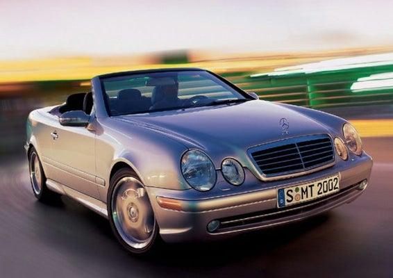 2002 Mercedes Benz Clk Cl Clk430 Convertible In Greer Sc Toyota Of