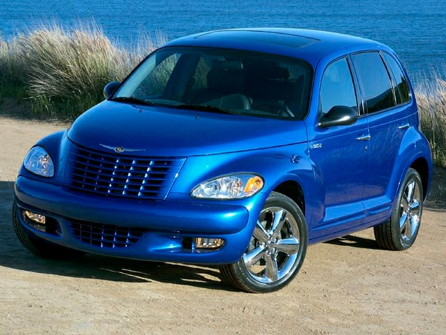 2004 Chrysler Pt Cruiser Gt Front Wheel Drive In Greer Sc Toyota Of
