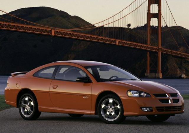dodge stratus 2 door coupe 2004