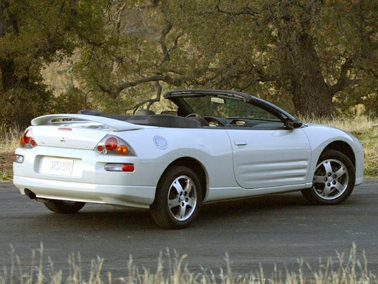 2004 Mitsubishi Eclipse Spyder Gts Convertible In Greer Sc Toyota Of