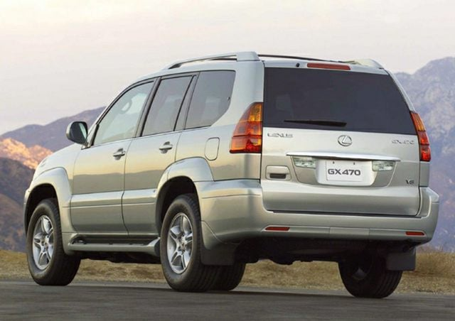 2006 Lexus GX 470 All-wheel Drive | Greer, SC | Toyota of Greer ...