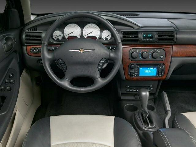 2006 Chrysler Sebring Sdn Sedan In Greer Sc Toyota Of