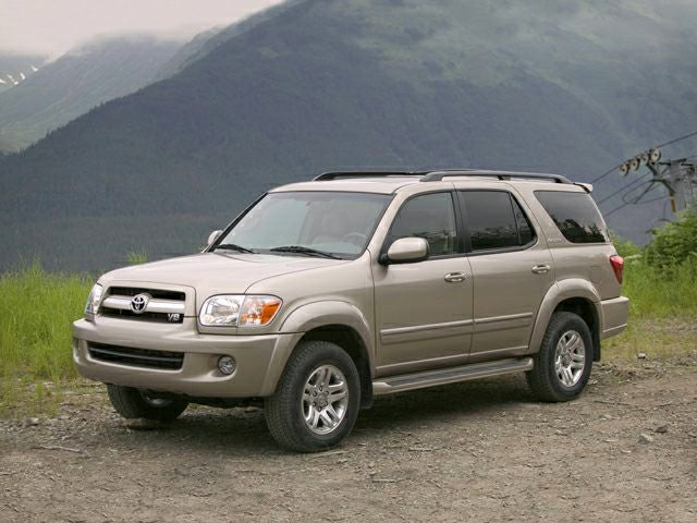 2007 toyota sequoia limited greer sc toyota of greer serving