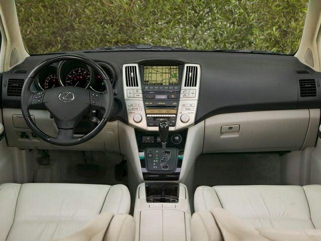 2008 lexus rx 350 specifications
