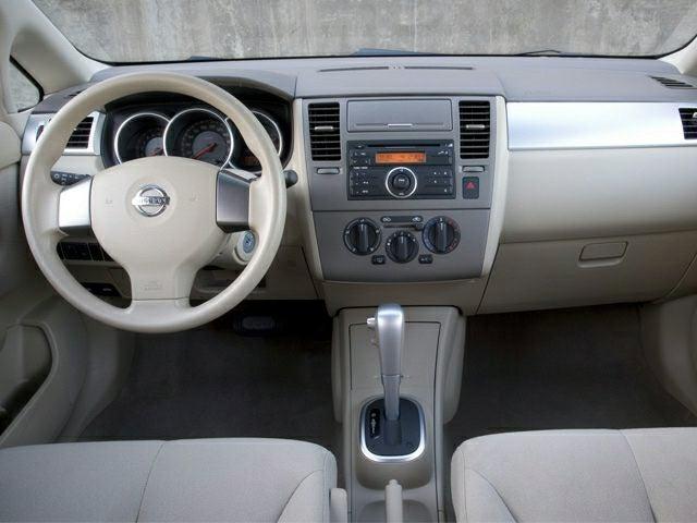 2008 Nissan Versa 18 Sl Greer Sc Toyota Of Greer Serving