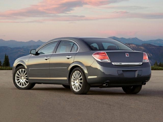 2008 saturn aura xr repair manual