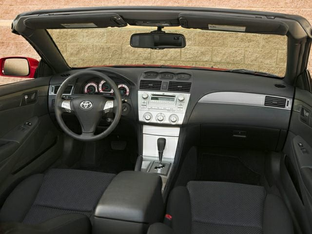 2008 Toyota Camry Solara Sle Convertible In Greer Sc Of