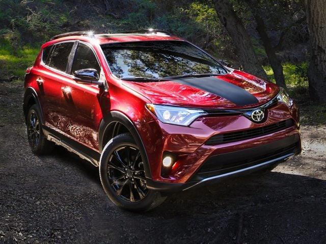 2018 Toyota Rav4 Adventure All Wheel Drive In Greer Sc Of
