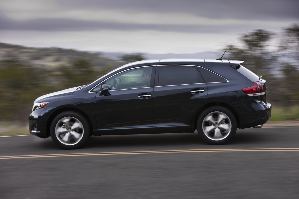 toyota venza in greer is just the right size  toyota of greer