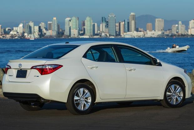 Toyota Corolla In Greer Is Cargo Capable And Family Friendly