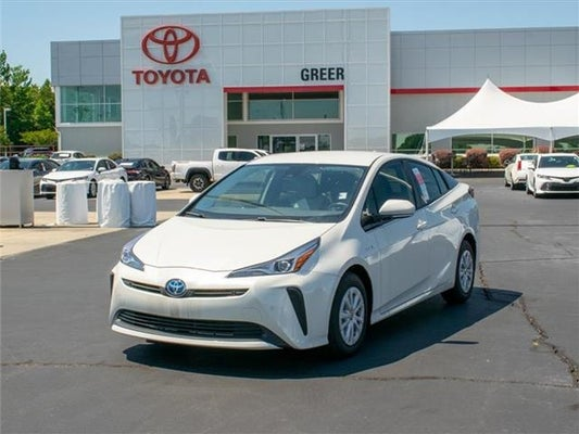 2019 Toyota Prius LE Front-wheel Drive Hatchback
